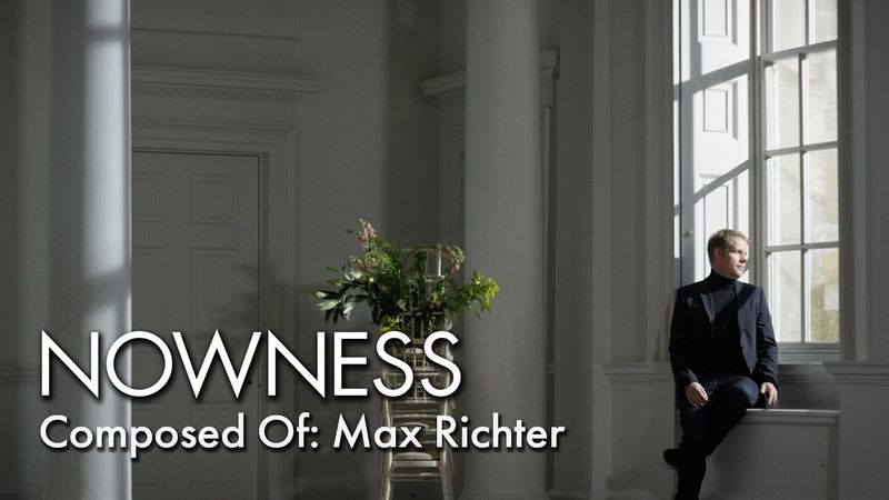 Max Richter: Sleep Reimagined – NOWNESS
