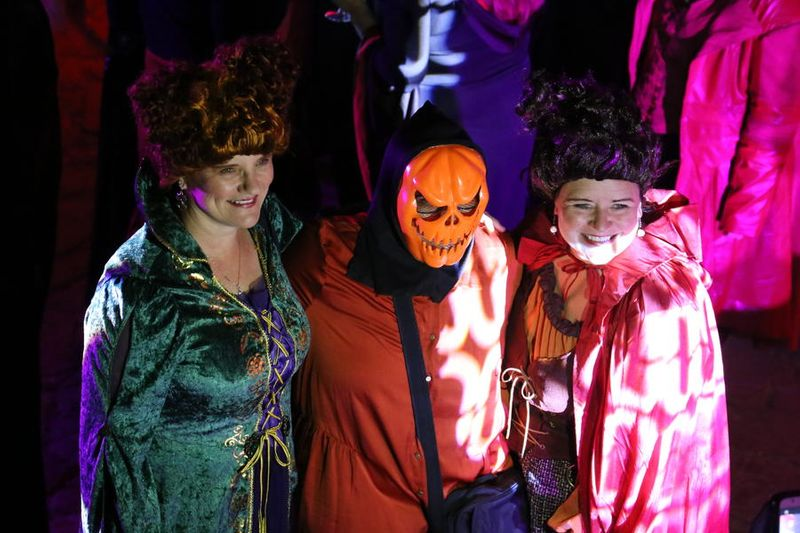 we partied in dracula's haunted castle and lived to tell the tale