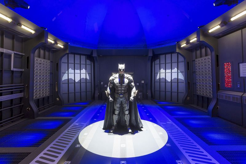 Justice League Experience at The College