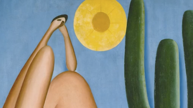 Museum of Modern Art - Tarsila do Amaral: Inventing Modern Art in Brazil - Introduction Story