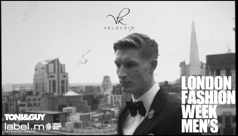Velsvoir #19 - London Fashion Week Men's