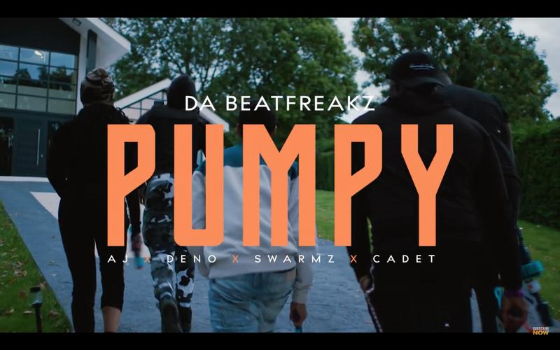 DA BEATFREAKZ - PUMPY (Music Video)