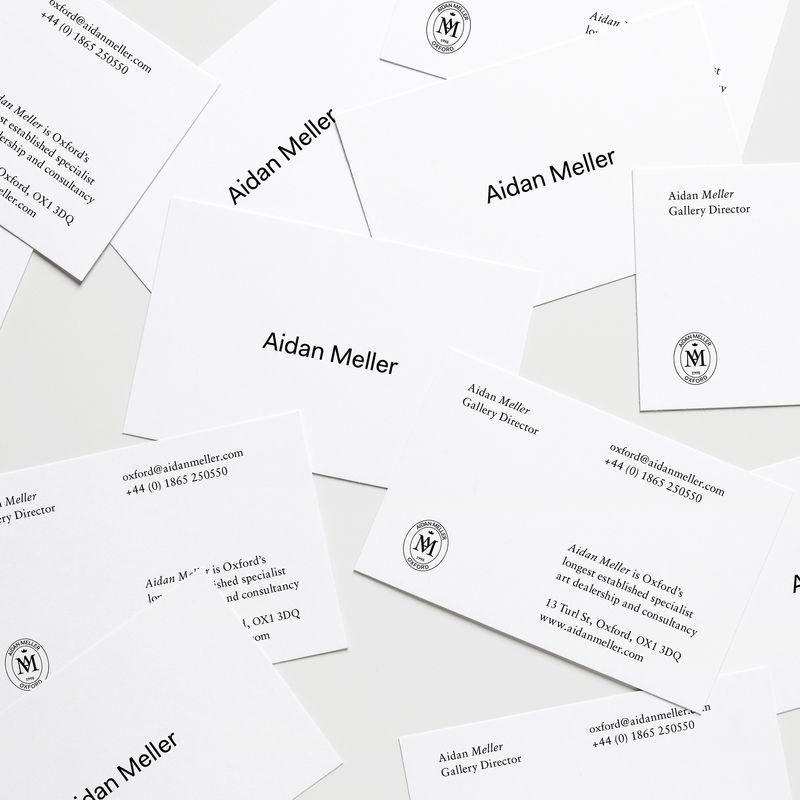 Aidan Meller Rebrand