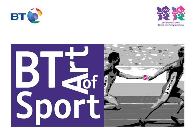 BT Art of Sport Exhibition - London 2012 Olympics