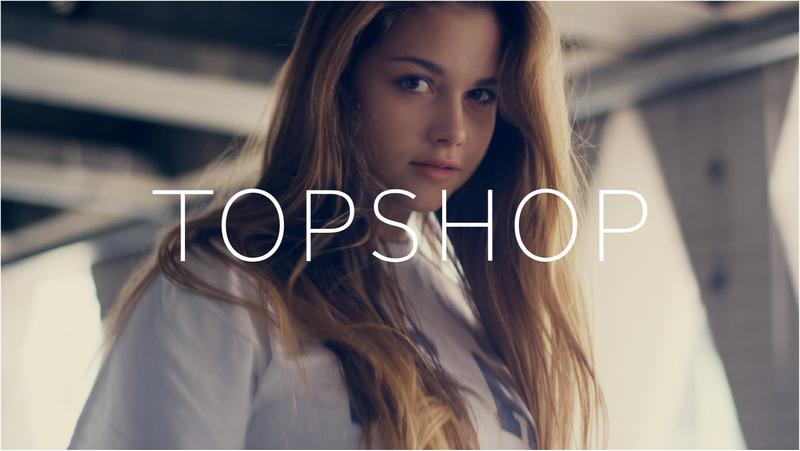 TOPSHOP x J.GALT USA Social Ad