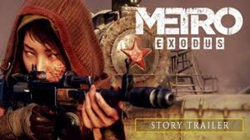 Metro Exodus - Story Trailer