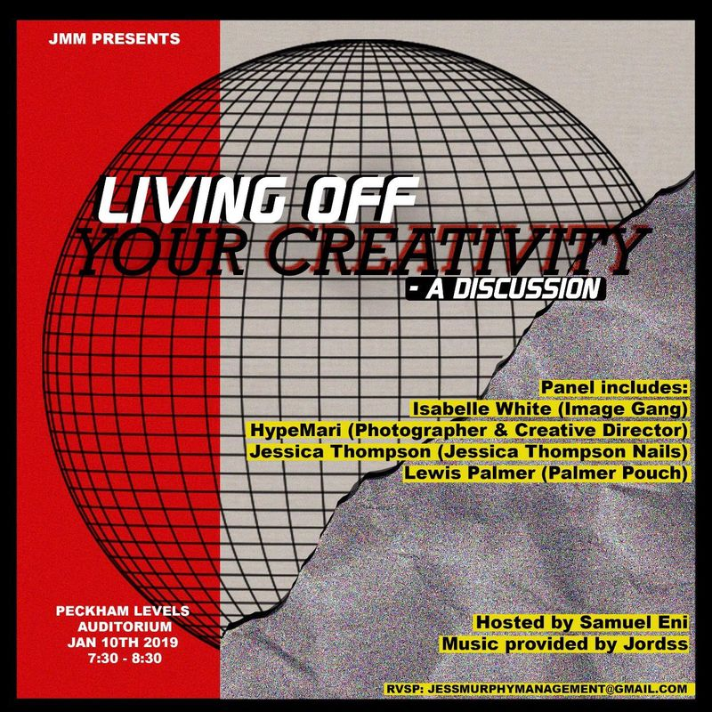 LIVING OFF YOUR CREATIVITY
