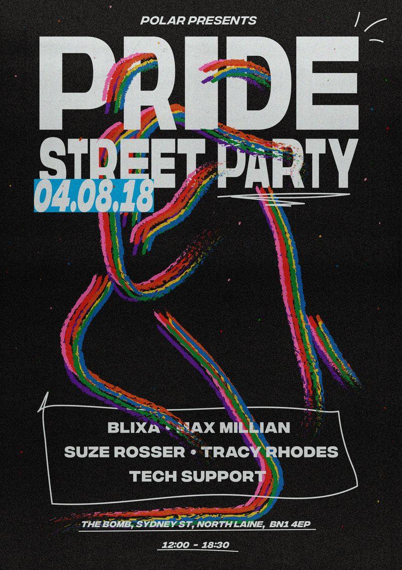 Polar Pride Street Party
