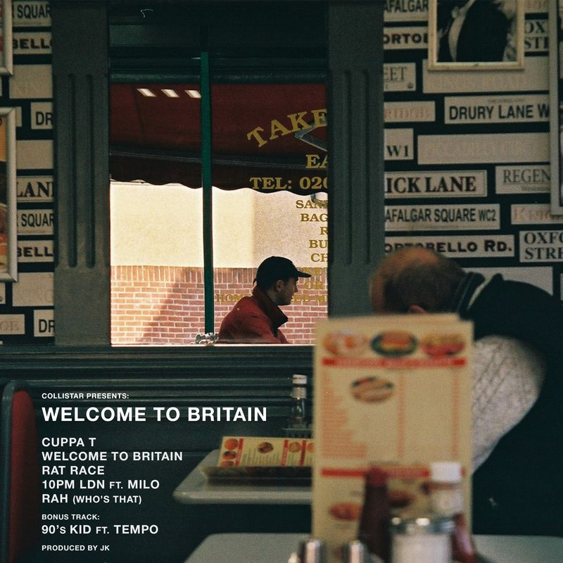 COLLISTAR - WELCOME TO BRITAIN