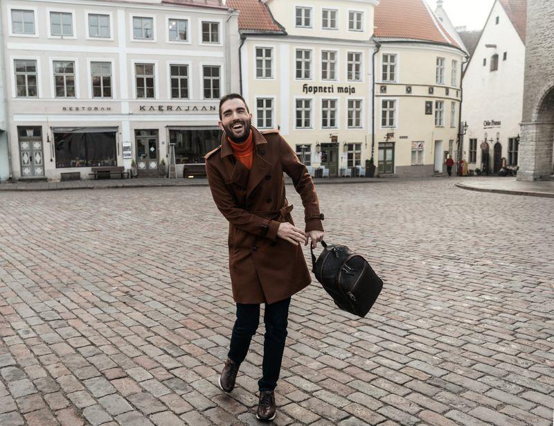 Fashionable & Stylish Fall in Tallinn