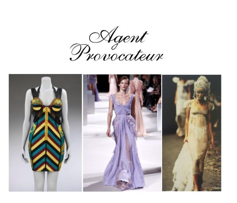 Agent Provocateur student design competition