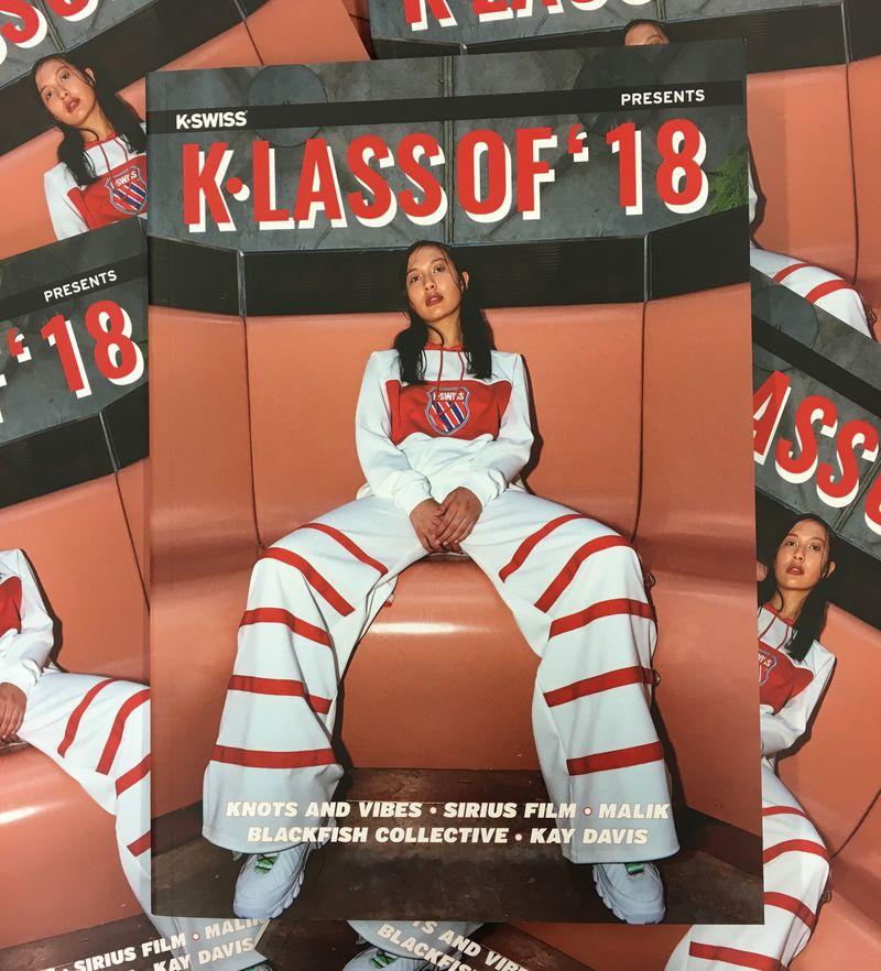K-Swiss #Klass of 18