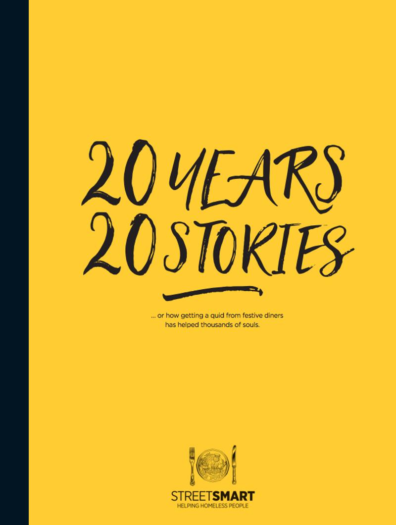 Street Smart : 20 years 20 stories