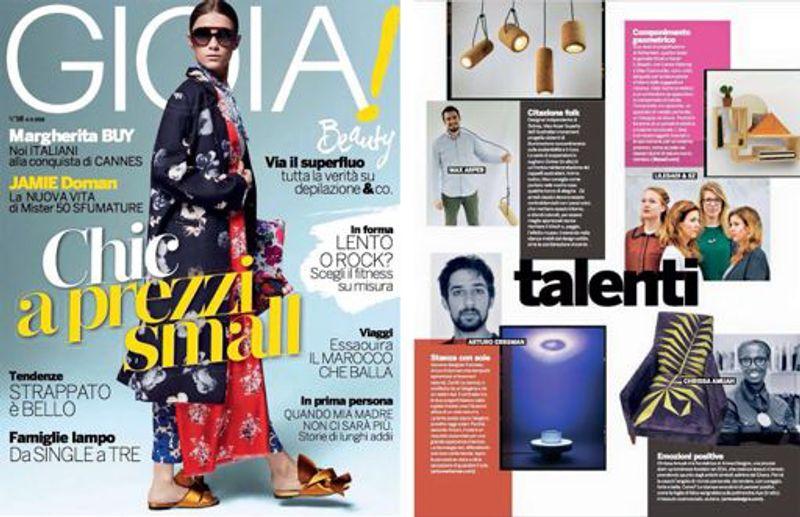 GIOIA Magazine | May 2015 | Italy