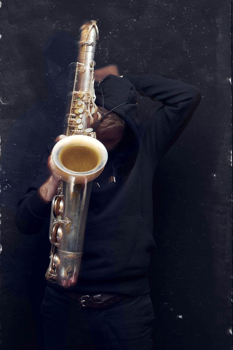 Polish jazz collection - Jurek Mączyński musician