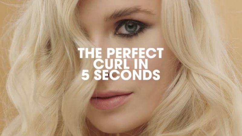 GHD 5 Sec Curls