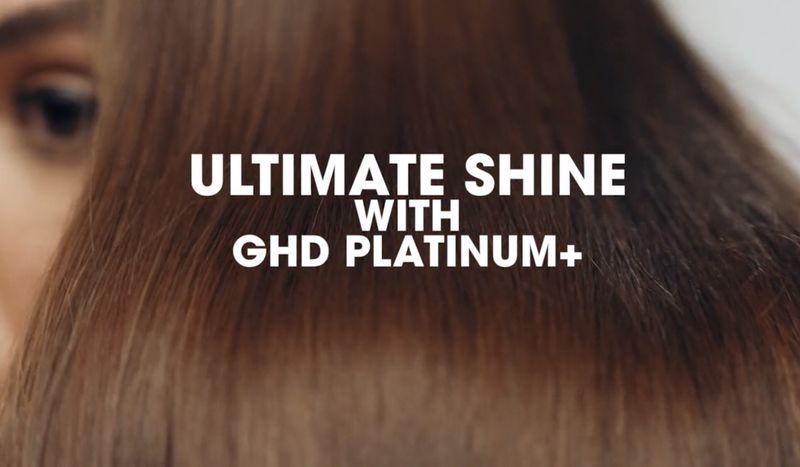 GHD 20 & More Shine
