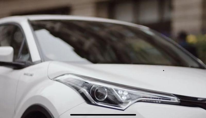 GAC Toyota China - C-HR