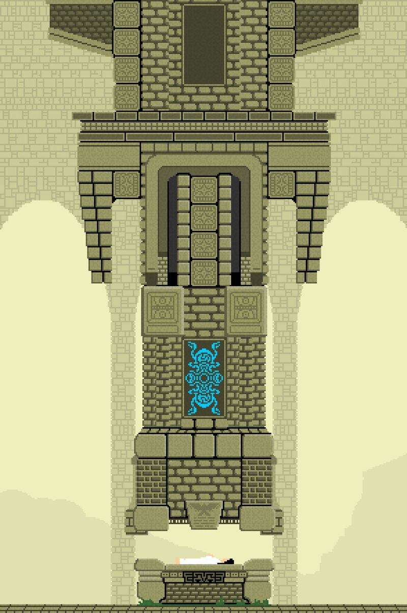 Shadow of the Colossus poster competition