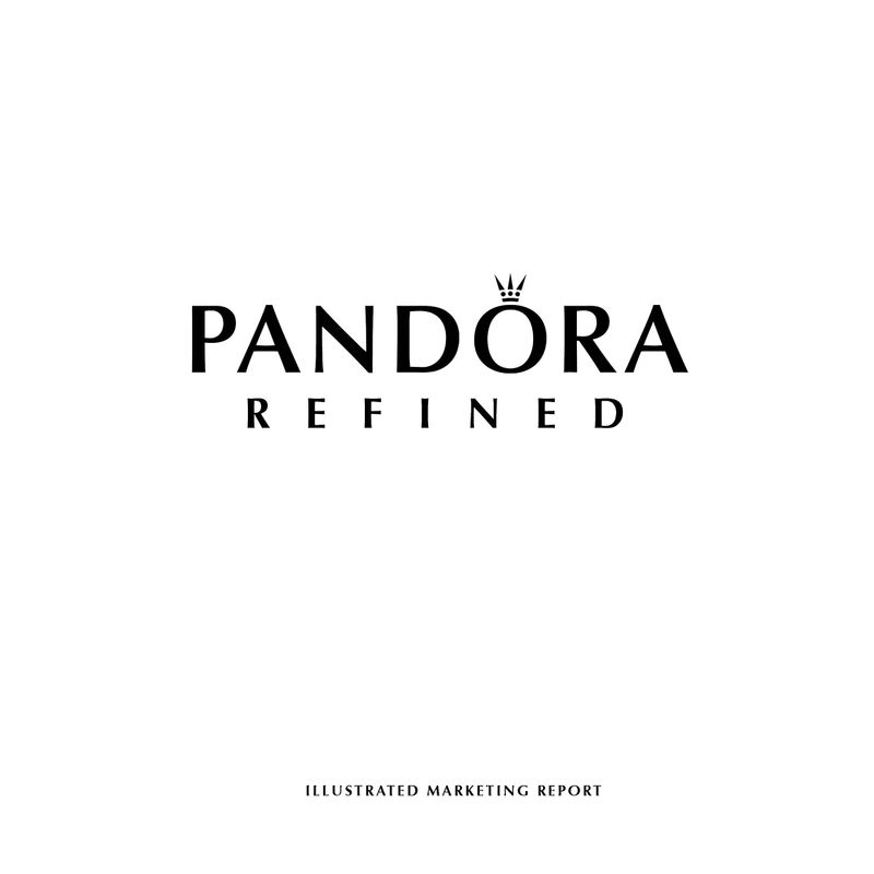 Fine Jewellery range for PANDORA