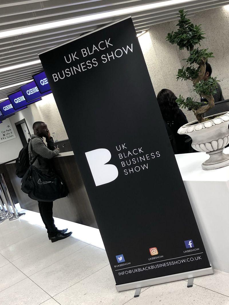 UK Black Business Show // 2017