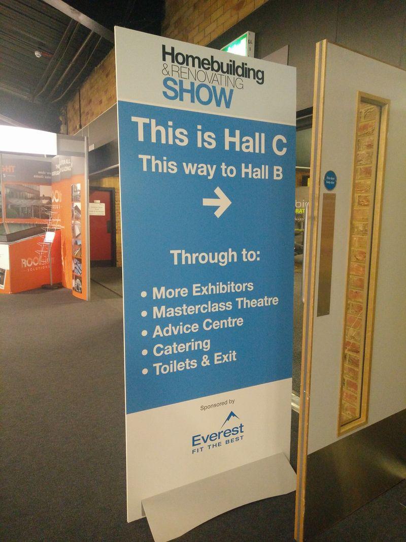 Homebuilding & Renovating Show – Harrogate // 2017