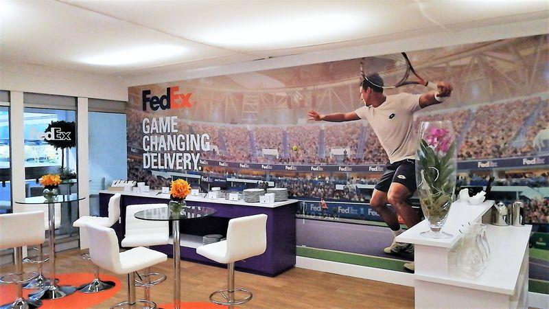 FedEx Sponsorship at ATP Finals //2018
