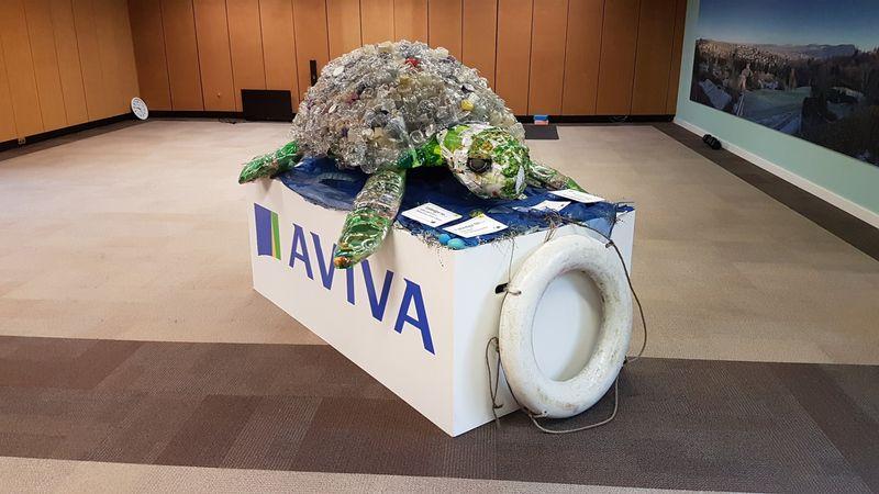 Aviva - National Earth Day // 2018