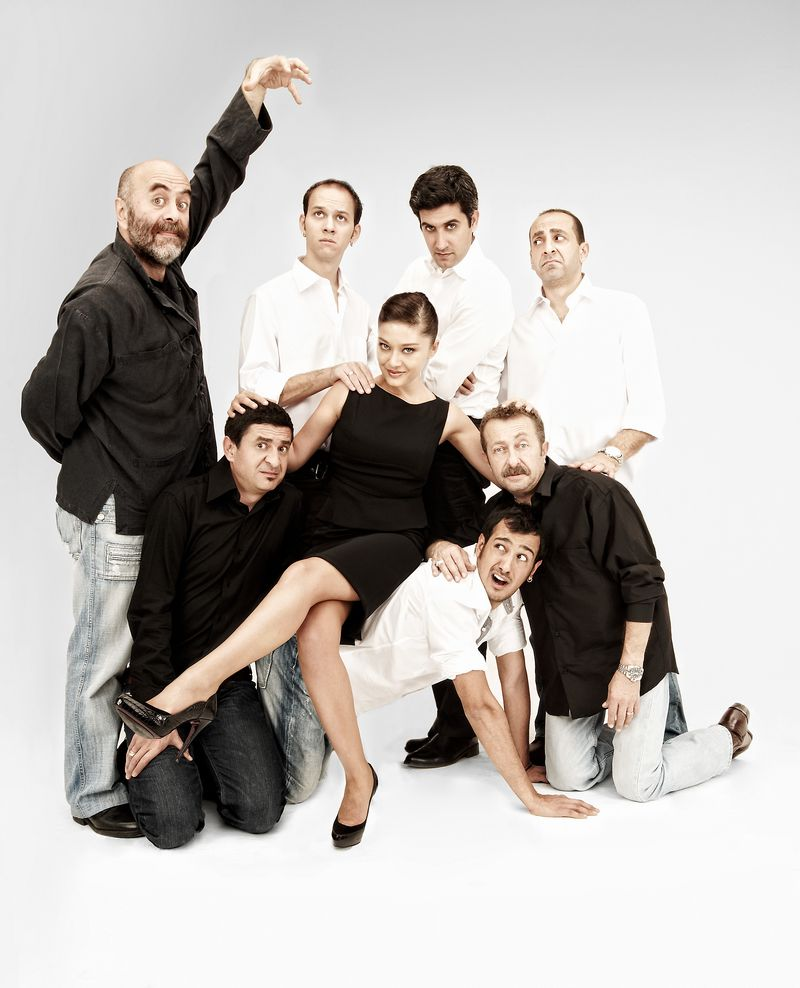 7 Husbands for Hurmuz Movie Editorial