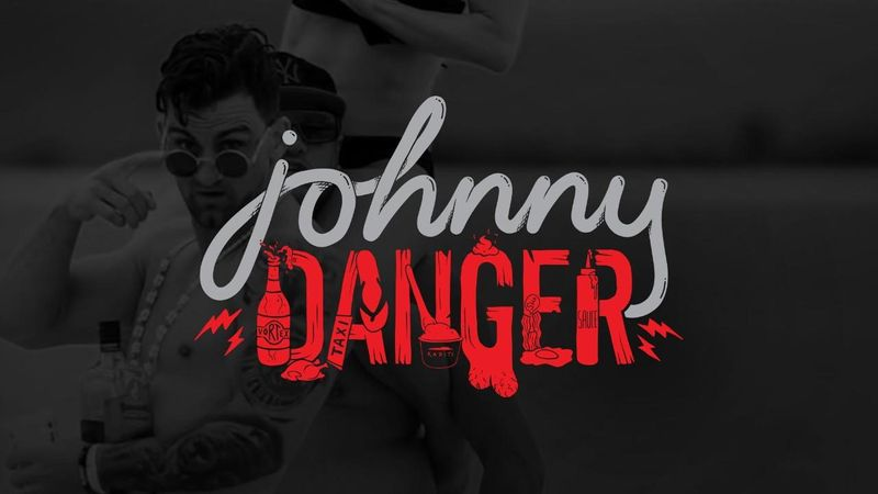 Johnny Danger Series x Air New Zealand