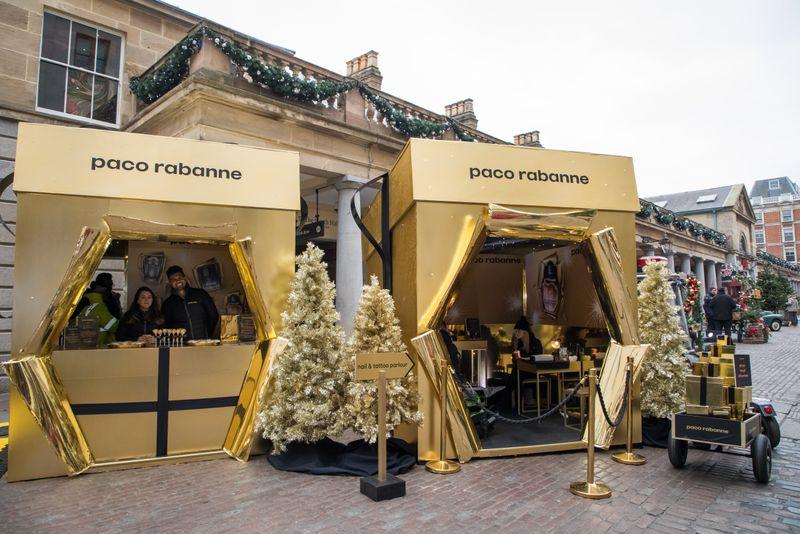 Paco Rabanne Christmas Market // 2018