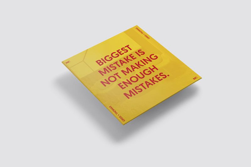 D&AD Shift Quote Cards
