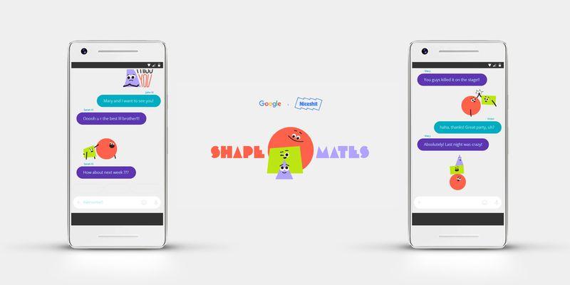 Google 'Shapemates'