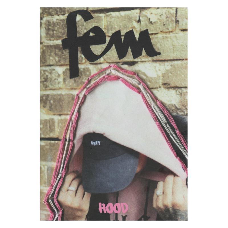 fem: HOOD edition (Illustration Contribution).