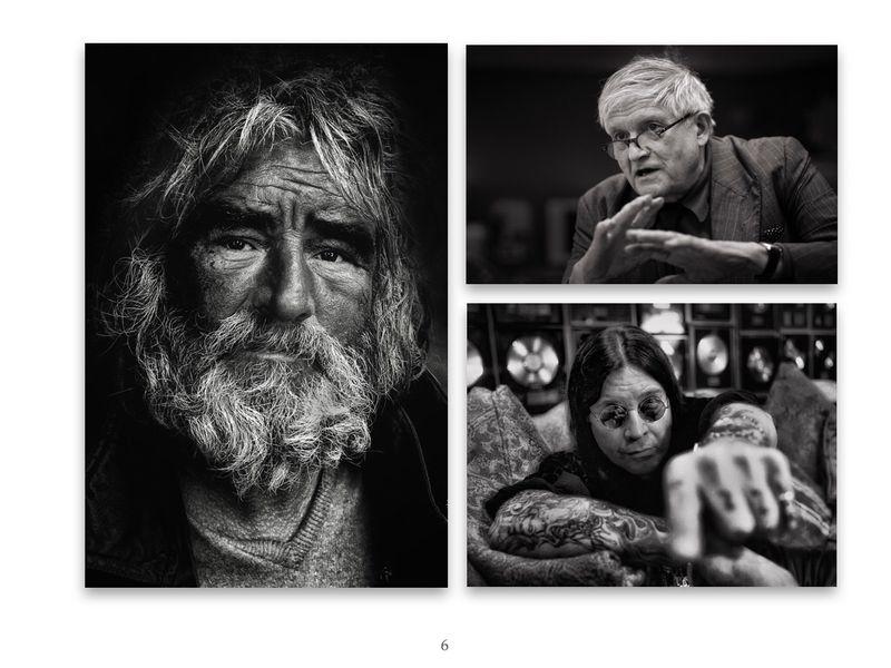 Editorial Portraits