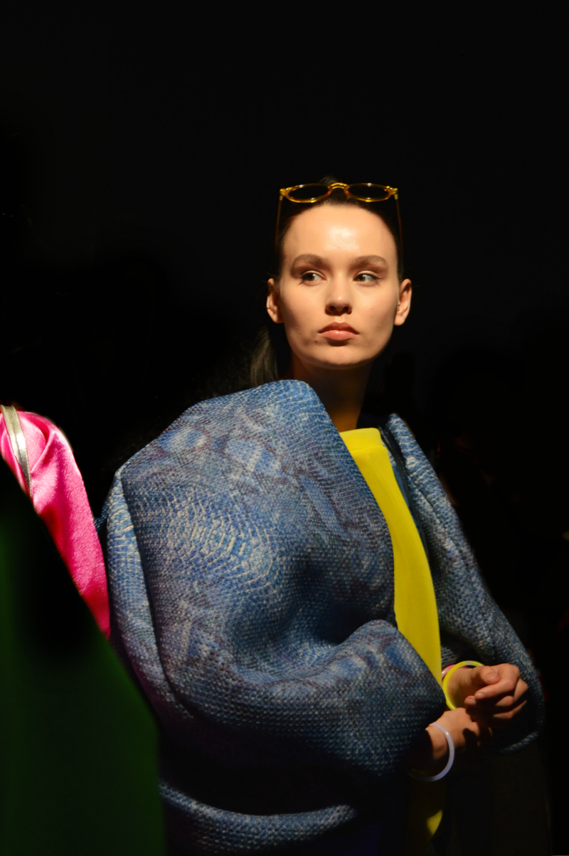 BEHIND THE SCENES FOR COVENTRY UNIVERSITY CATWALK SHOW