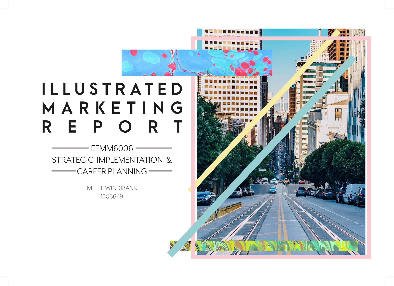 University Final Major Project: Illustrated Marketing Report