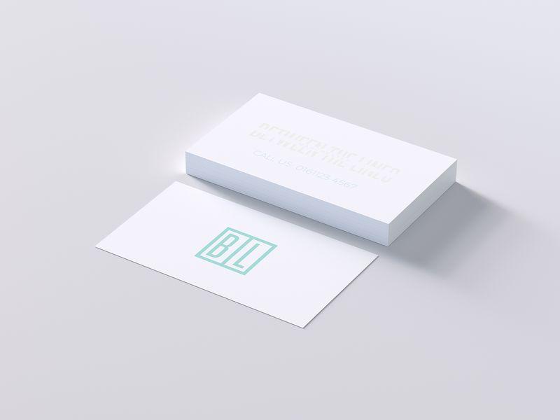Between The Lines - Branding Concept