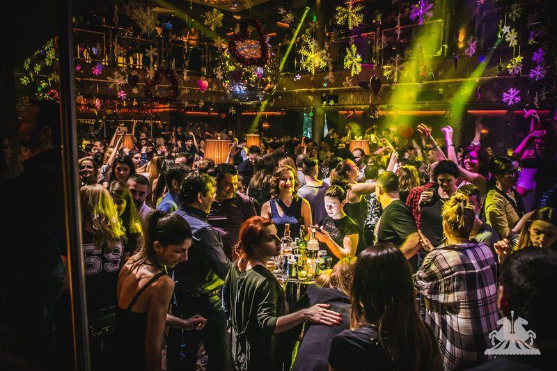 Club 'CHERVILO' 20 years