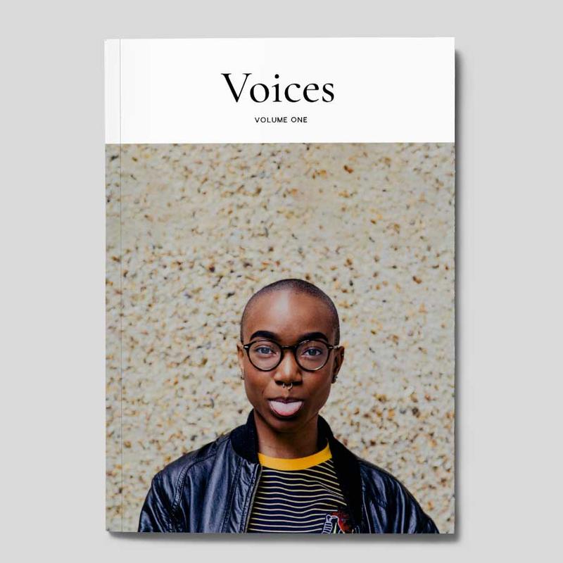 Voices Magazine   Series 1