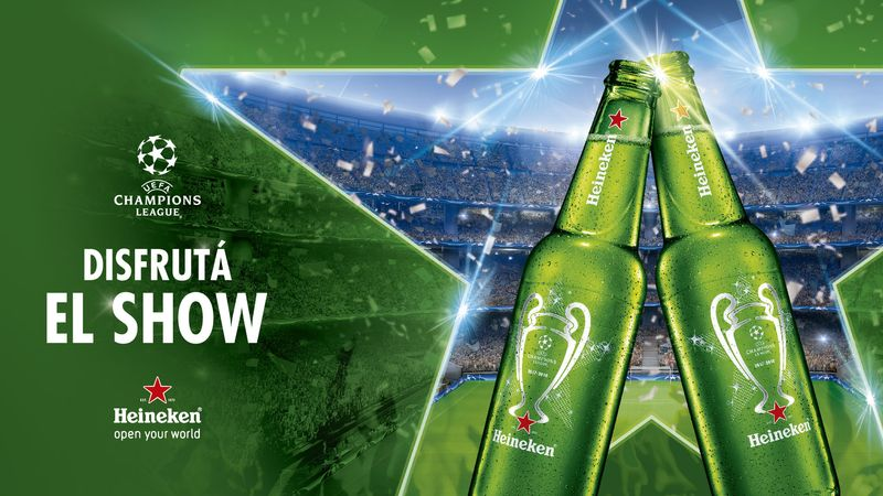 "Heineken / ""Enjoy the show"""