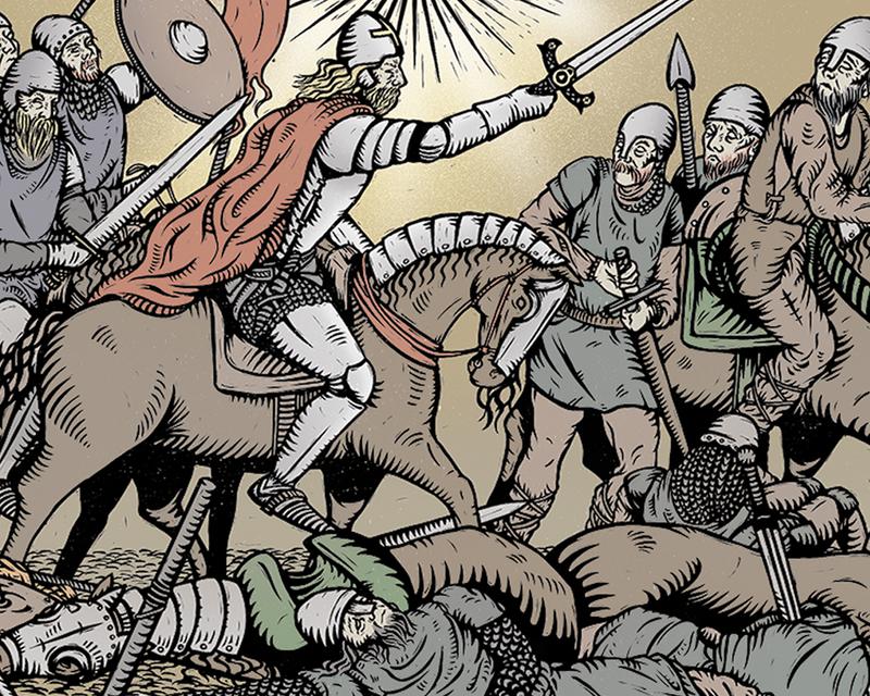 BBC History Magazine 'The King Arthur Delusion'