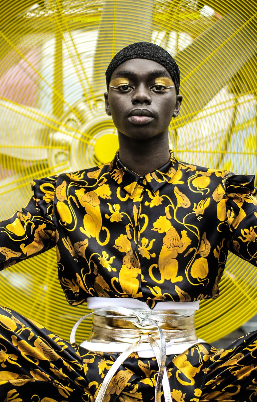 Fashion Editorial Mac x Zalando