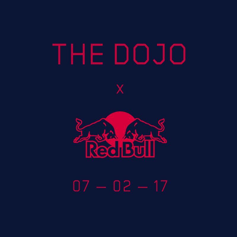 The Dojo x Red Bull