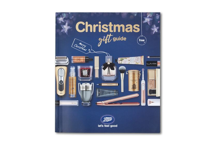 Boots Christmas Gift Guide 2018
