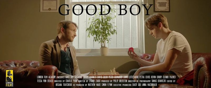 Good Boy (Director) | The Dots