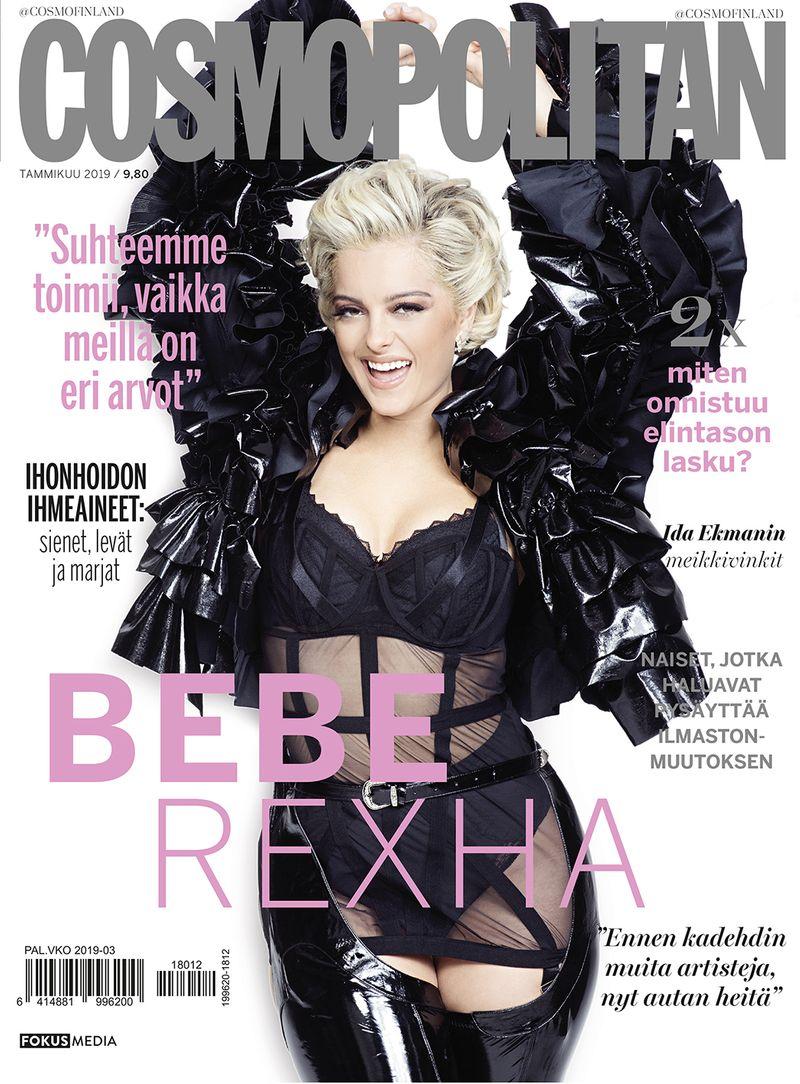 Cosmopolitan - Bebe Rexha