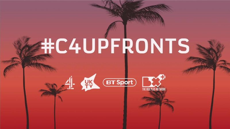 Channel 4 - C4 Upfronts 2018