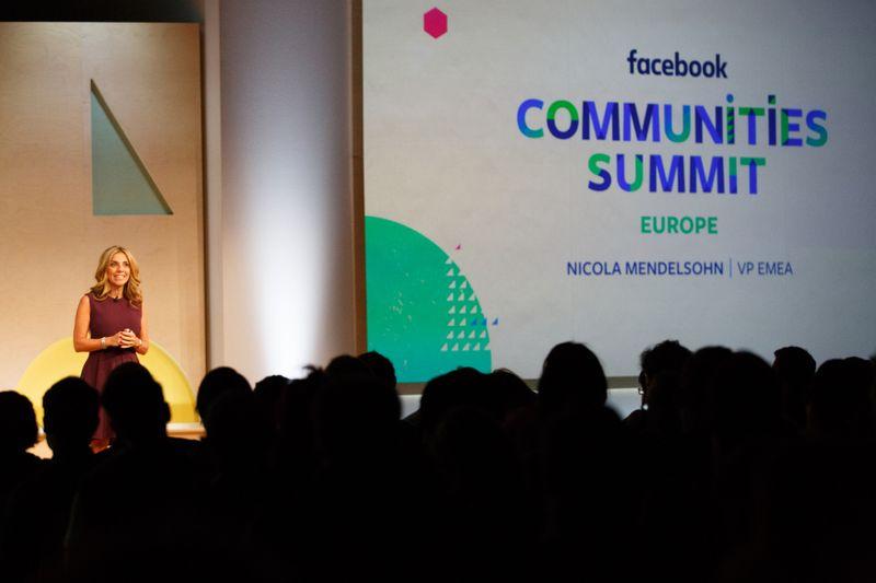 Facebook Communities Summit London 2018