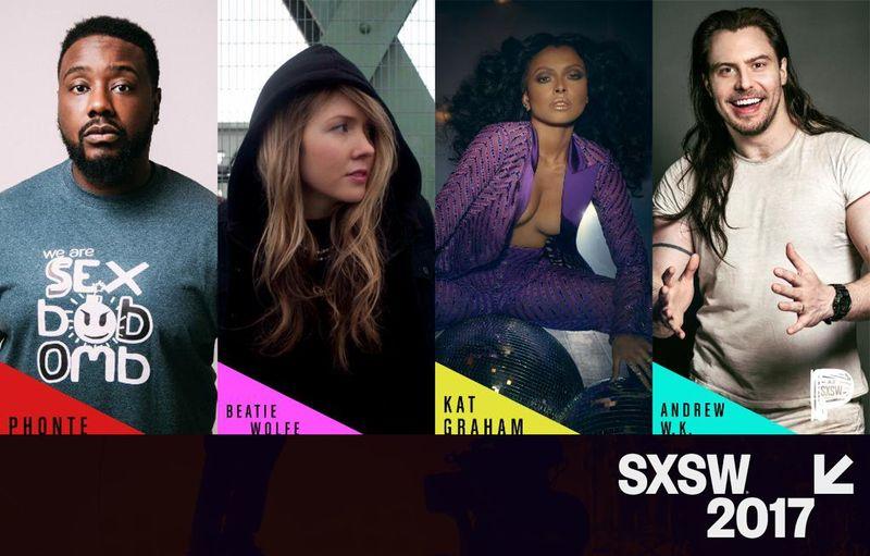 Hosting Pandora's SXSW Festival Stage, Radio & Livestream